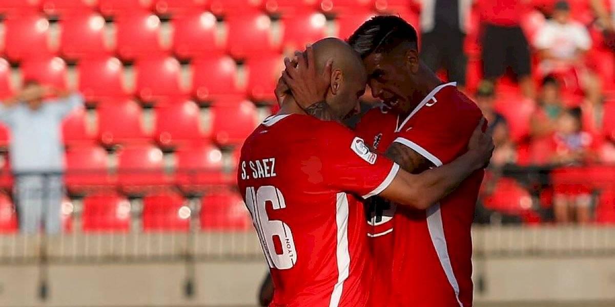 Unión La Calera quedó a la cabeza del Campeonato Nacional tras derrotar a Coquimbo Unido