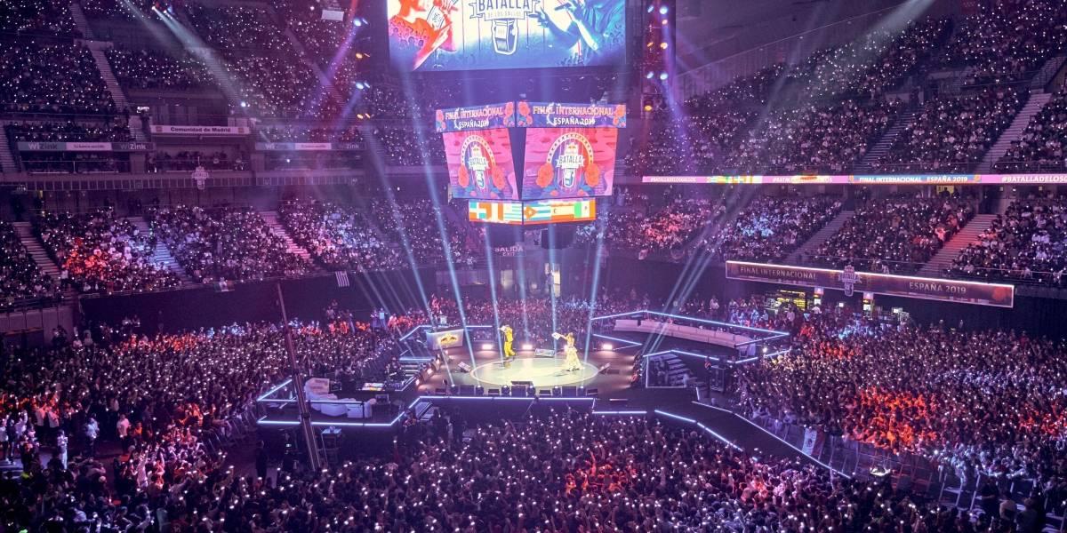 Vuelve a Chile la final internacional de Red Bull Batalla de los Gallos 2020