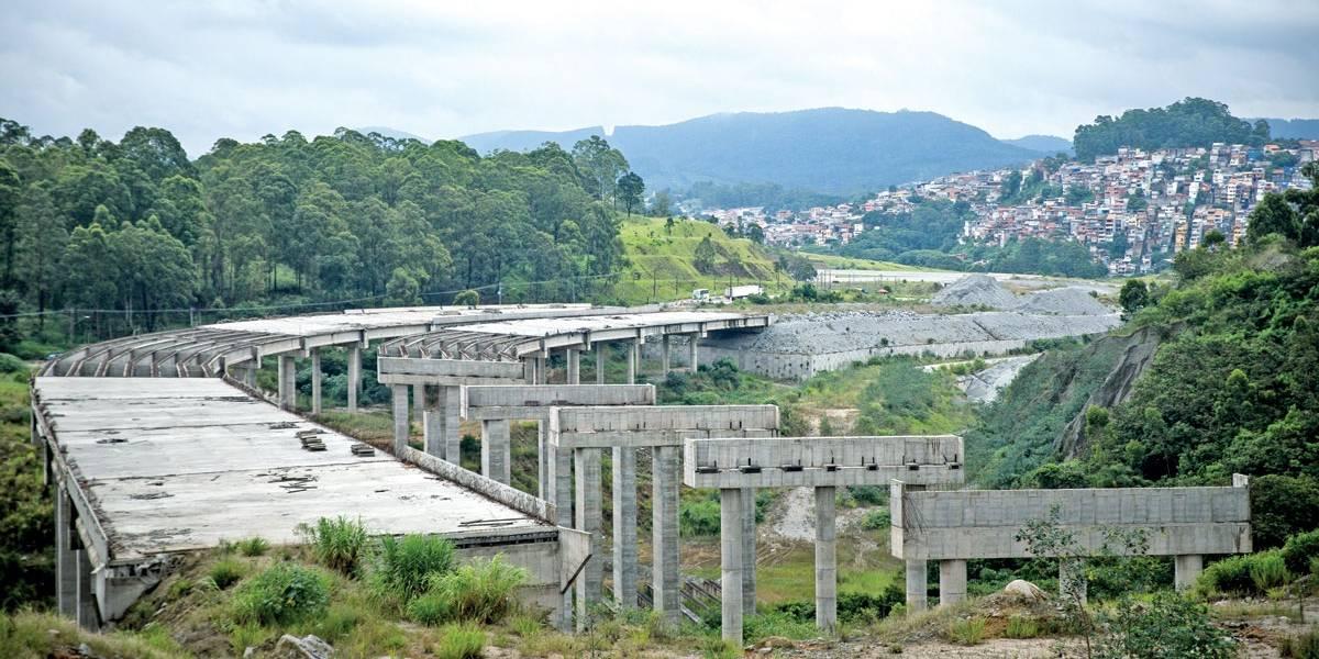 Trecho norte do Rodoanel terá obras retomadas em fevereiro de 2021