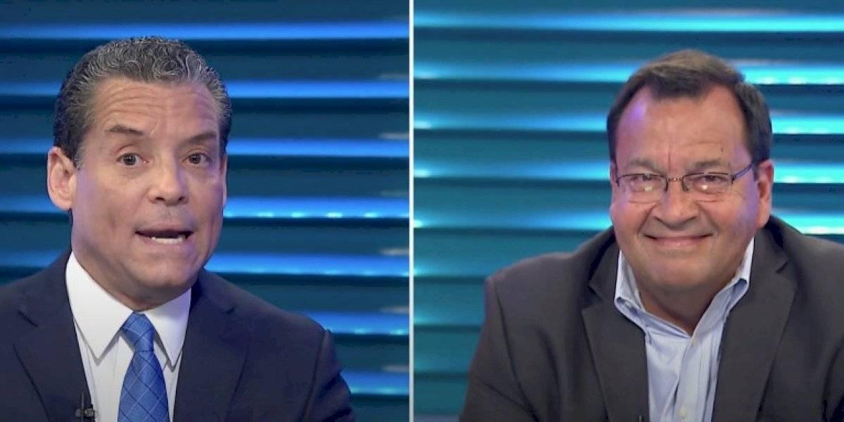 Portavoces de campañas primaristas de Pierluisi y Vázquez Garced protagonizan fuerte encontronazo