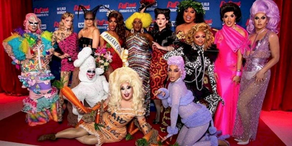 "Descalifican participante de ""RuPaul's Drag Race"" por ""catfish"""