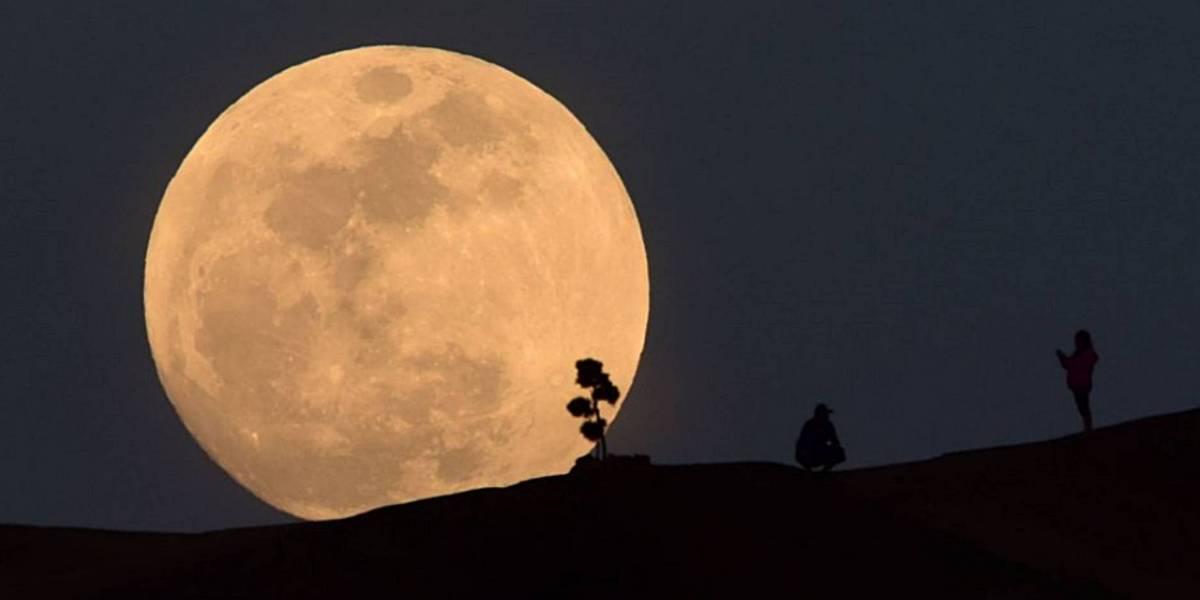 Cinco consejos para tomar increíbles fotografías con tu smartphone de la Superluna