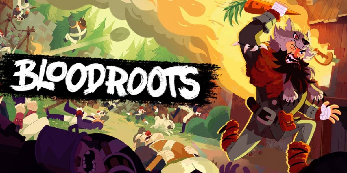 Tarantino conoce a Gravity Falls: review Bloodroots para Nintendo Switch [FW Labs]