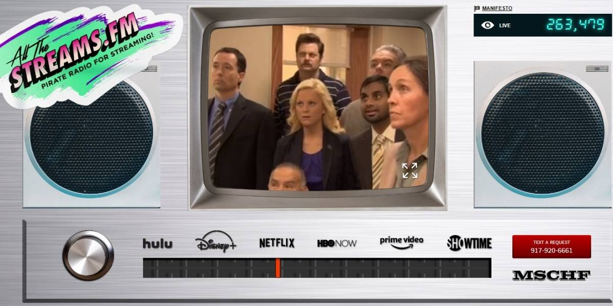 All The Streams: el sitio que te deja ver Hulu, Netflix, Disney Plus, HBO Now y Showtime como protesta