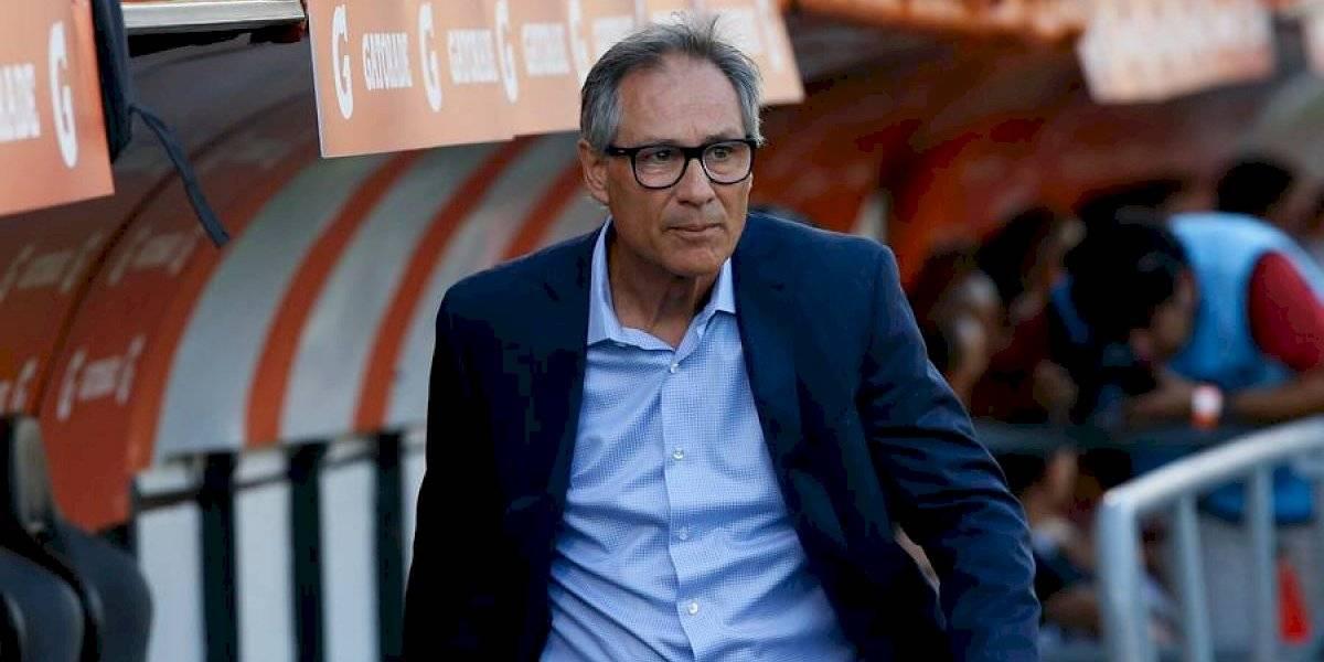 """Ariel Holan y el rendimiento de la UC: """"La Copa Libertadores tiene un nivel distinto al Campeonato"""""""