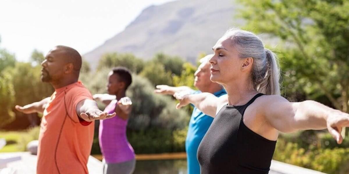 Yoga para tratar depressão