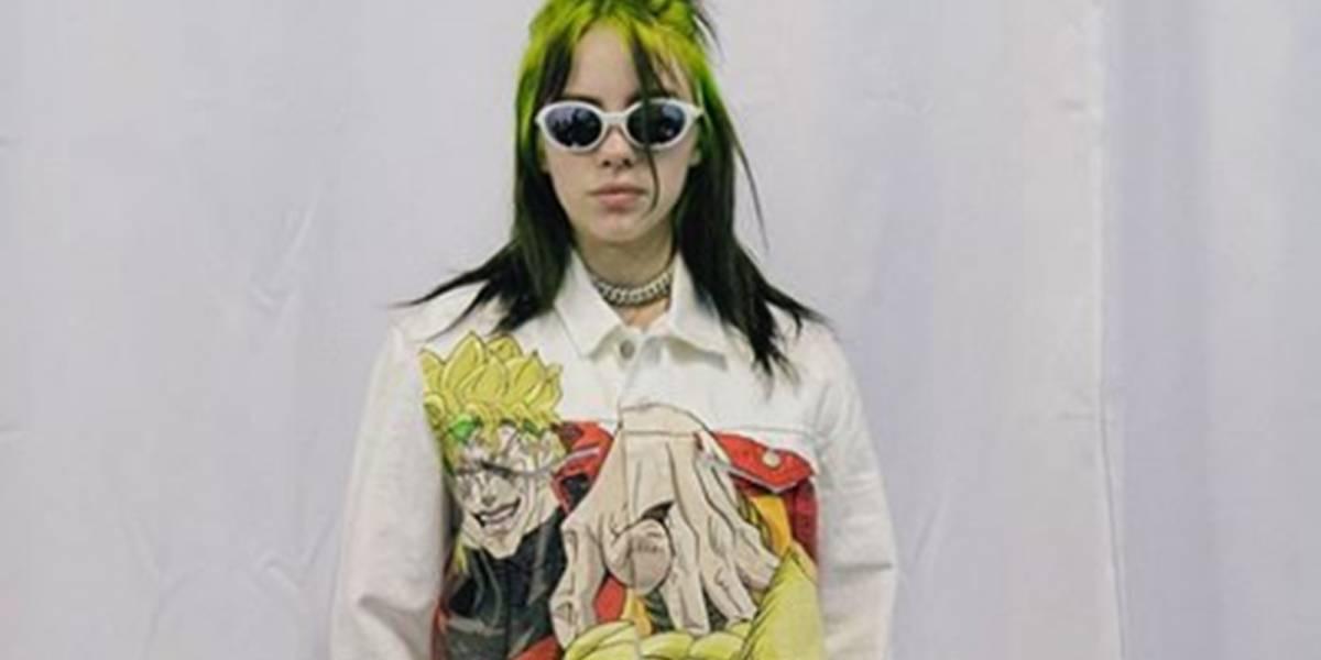 Billie Eilish se muestra con ropa ajustada por primera vez y da un mensaje de aceptación