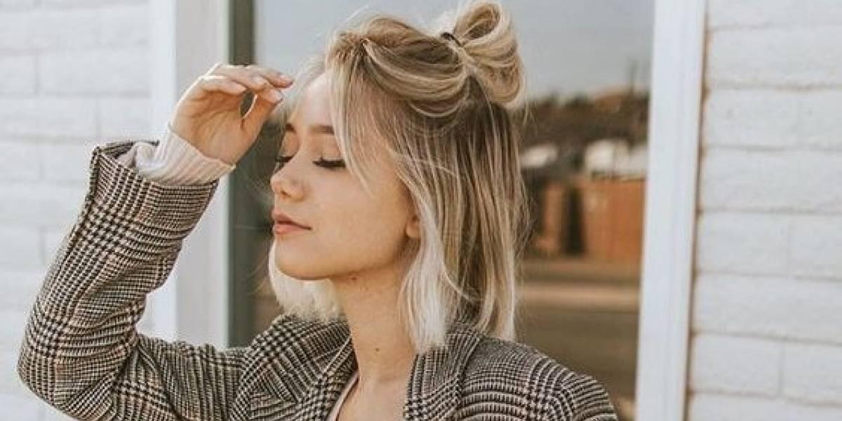 Cabelo médio: penteados para fazer em menos de 10 minutos