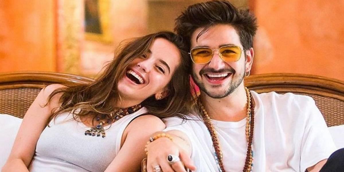 """Camilo y Evaluna cantan a dúo el tema """"Por primera vez"""""""