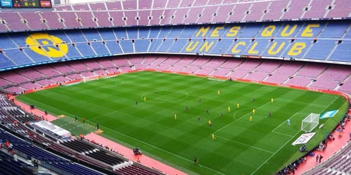 Barcelona vs Napoli se jugará sin la presencia de aficionados