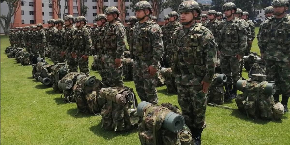Un extraño virus dejó a un soldado muerto y ocho más enfermos en el Putumayo-Colombia