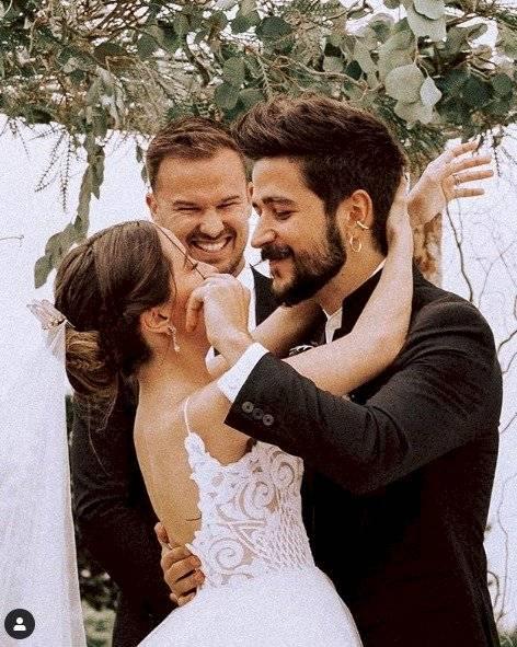 Camilo y Evaluna