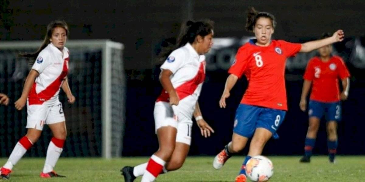 La Roja femenina Sub 20 empató con Perú y se olvida de avanzar al cuadrangular final del Sudamericano
