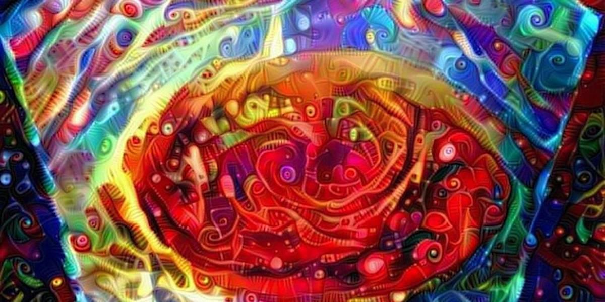 Júpiter inspira una obra de arte impresionante