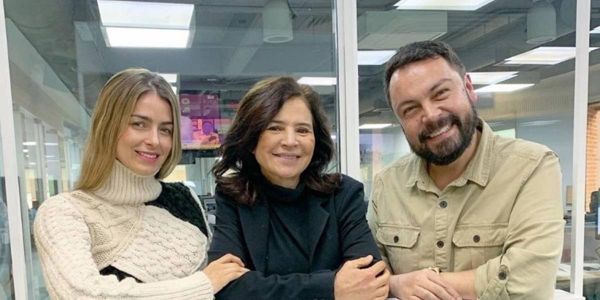 ¿Subirá el rating? Esta famosa es el reemplazo de Cristina Hurtado en Caracol Radio