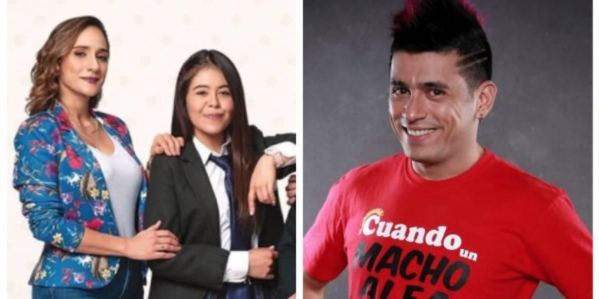 El drama que vivieron Chichila Navia y Santiago Alarcón cuando el actor intentó quitarse la vida