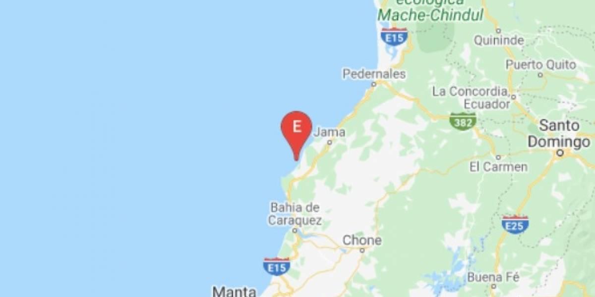 Instituto Geofísico registró sismo de magnitud 4 se reporta en Manabí