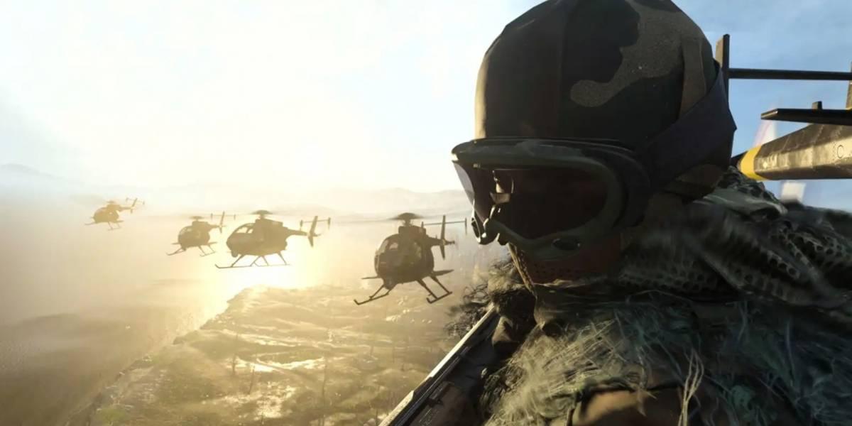 Game Call of Duty: Warzone estará disponível gratuitamente a partir desta terça-feira (10)