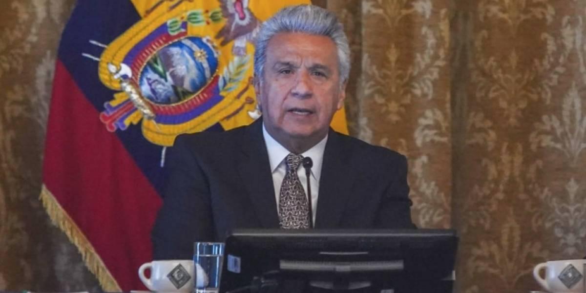 """Lenín Moreno: """"Sería oportuno dejar sentada una política que mejore la focalización de los subsidios"""""""