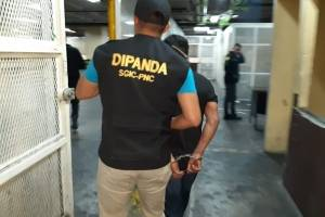 Capturan a un hombre por el crimen de la adolescente Yoselin Sis Pérez.