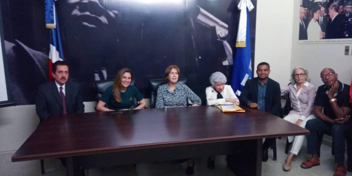 Carolina Mejía, candidata a alcaldesa por el DN afirma que pondrá especial atención a la cultura