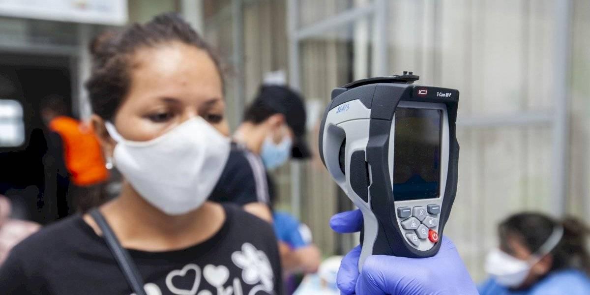 Coronavirus: 144 personas dentro del cerco epidemiológico en Ecuador