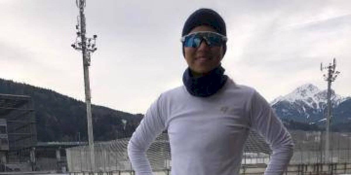 Juegos Olímpicos de invierno, la meta de Dalia Soberanis