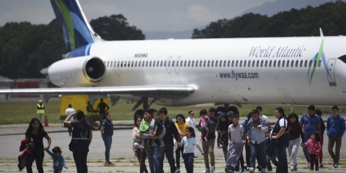 Guatemala prepara albergues para retornados desde EE. UU. por coronavirus