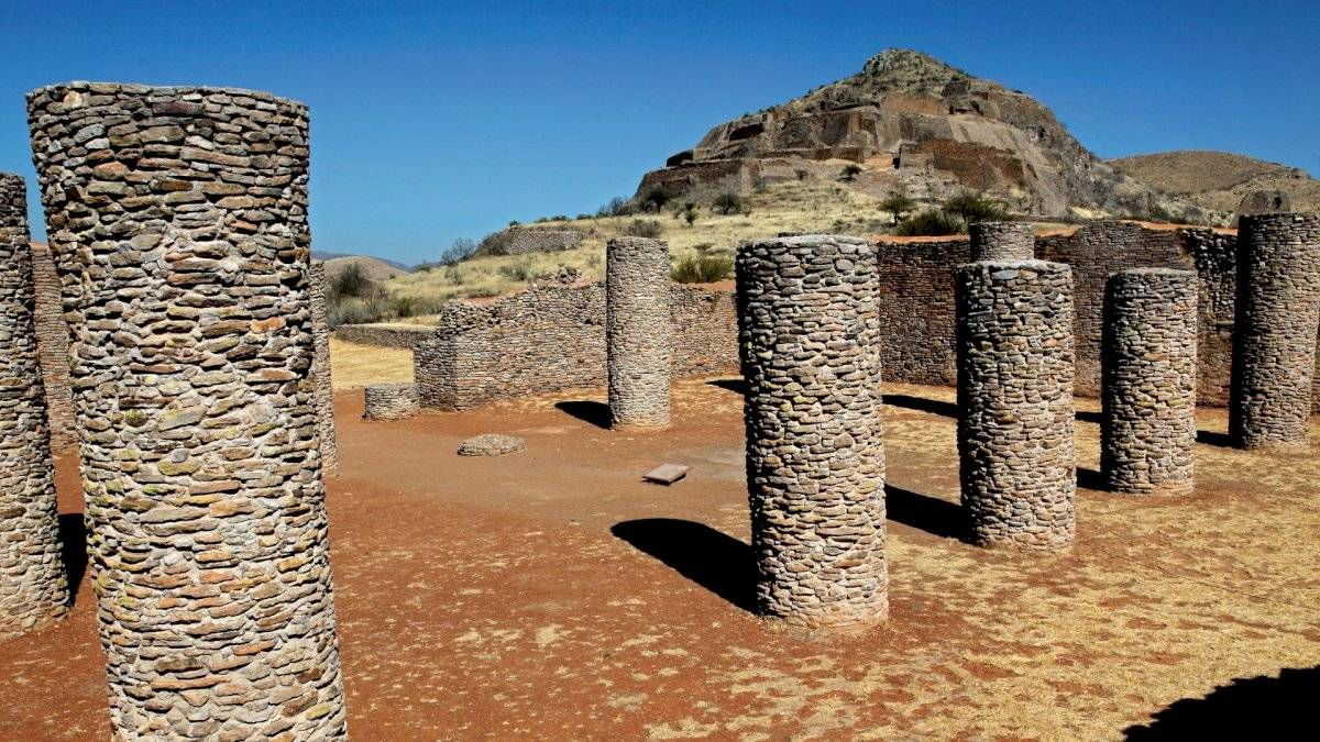 Zona de La Quemada, Zacatecas