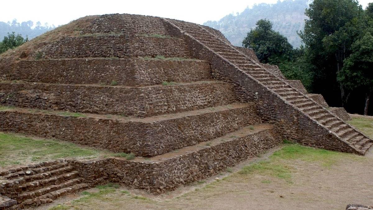 Zona Arqueológica de Tingambato, Michoacán