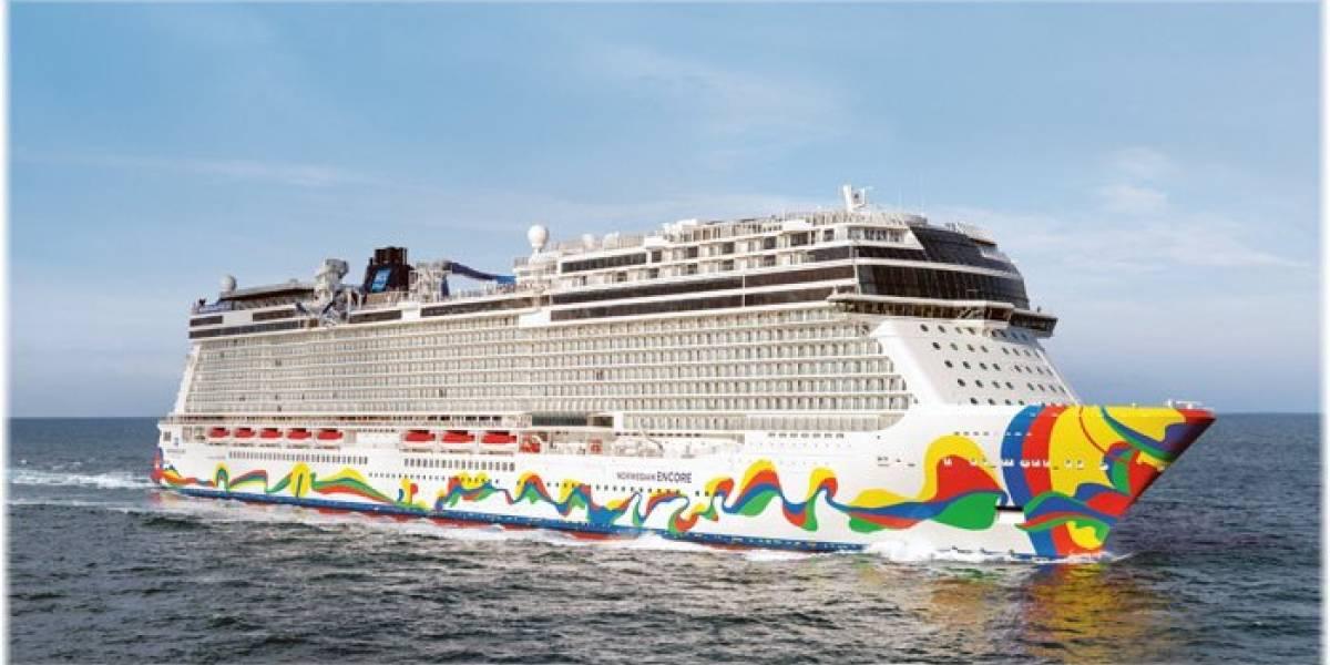 Pasajeros en crucero en ruta a San Juan requieren asistencia médica de emergencia