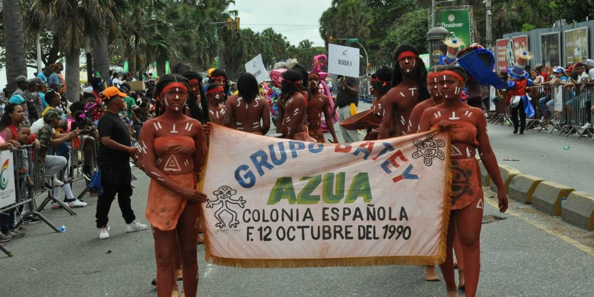 """Estas son las comparsas ganadoras del """"Desfile Nacional Carnaval 2020"""""""