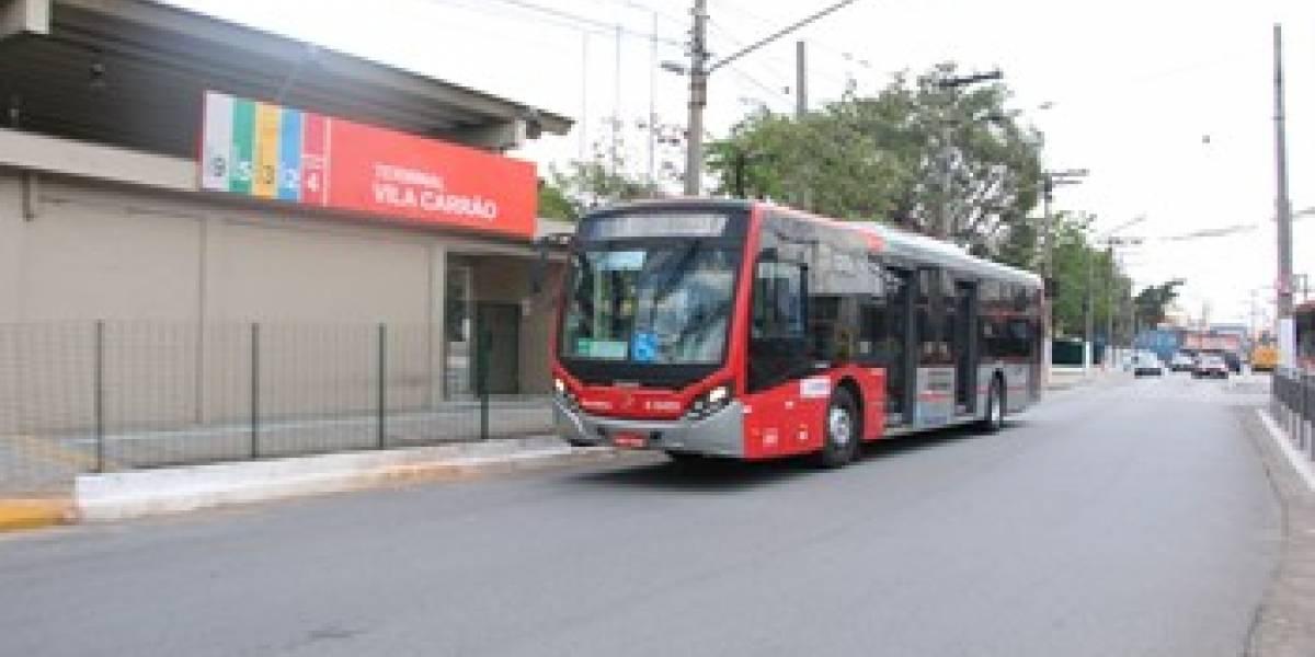 Após manifestação de funcionários, 41 linhas de ônibus voltam a circular na Zona Leste