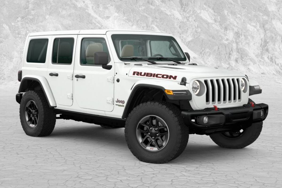 2020 Jeep Wrangler Unlimited Pictures