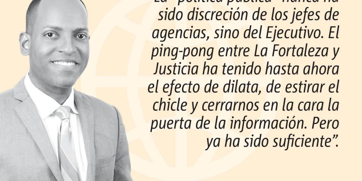 """Opinión de Julio Rivera Saniel: """"Las excusas son buenas para quien las da"""""""