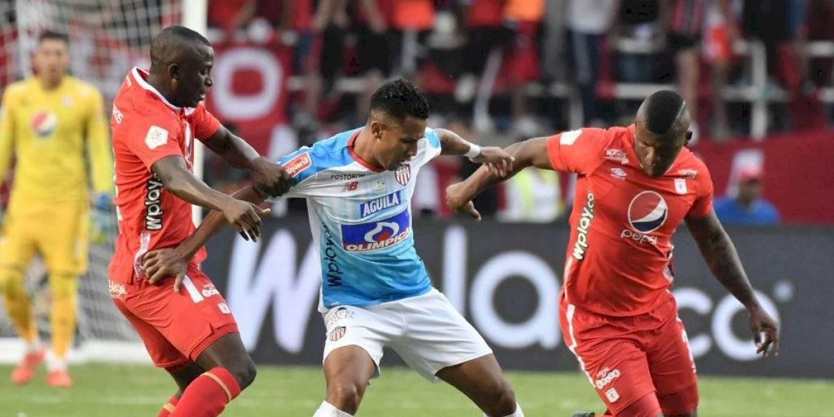 Junior y América de Cali definirán la Superliga en Miami