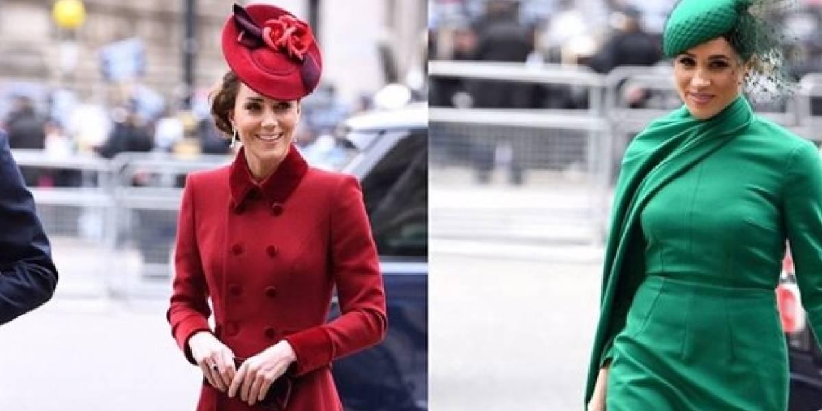 El hermoso gesto de Meghan Markle hacia Kate Middleton que muestra la gran conexión entre ambas