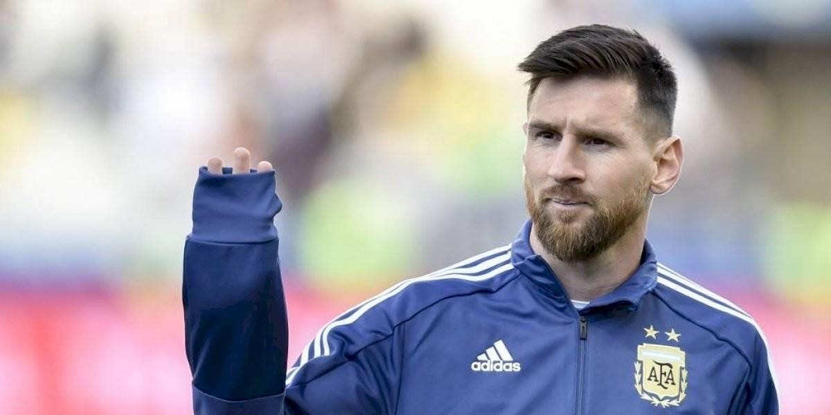 Messi podría ser aislado por el coronavirus previo a las eliminatoriasa Catar