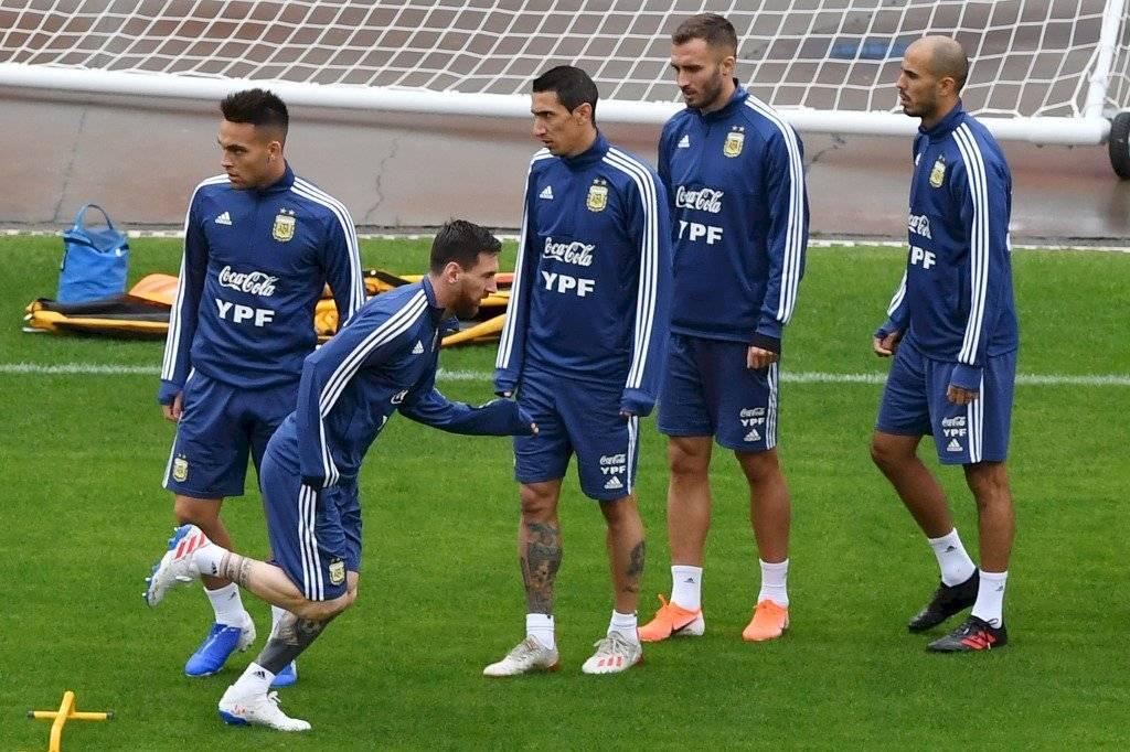 Messi en la convocatoria para la clasificatoria Catar 2022
