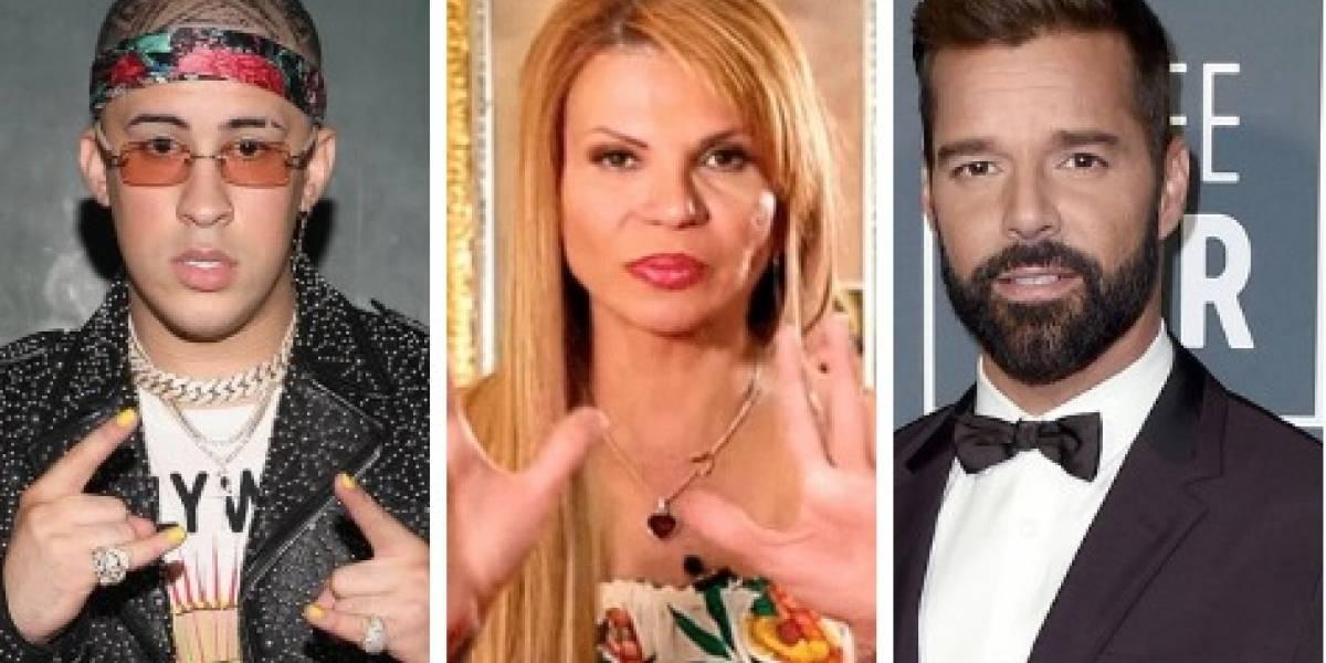 ¿Bad Bunny, Ricky Martin o Residente? Mhoni Vidente predice muerte de cantante puertorriqueño