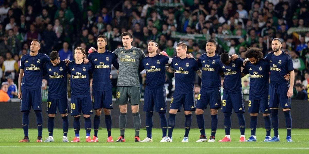 Real Madrid suma dos nuevos lesionados a una semana de enfrentar al City