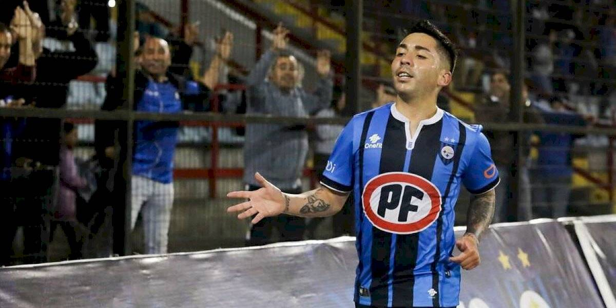 """Huachipato """"apagó"""" a Audax Italiano y se mete en la lucha por competencias internacionales"""