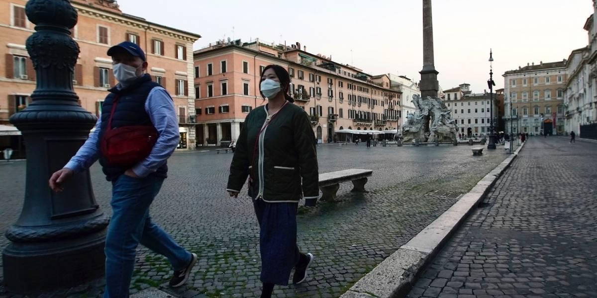 Italia supera los 10,000 casos de coronavirus