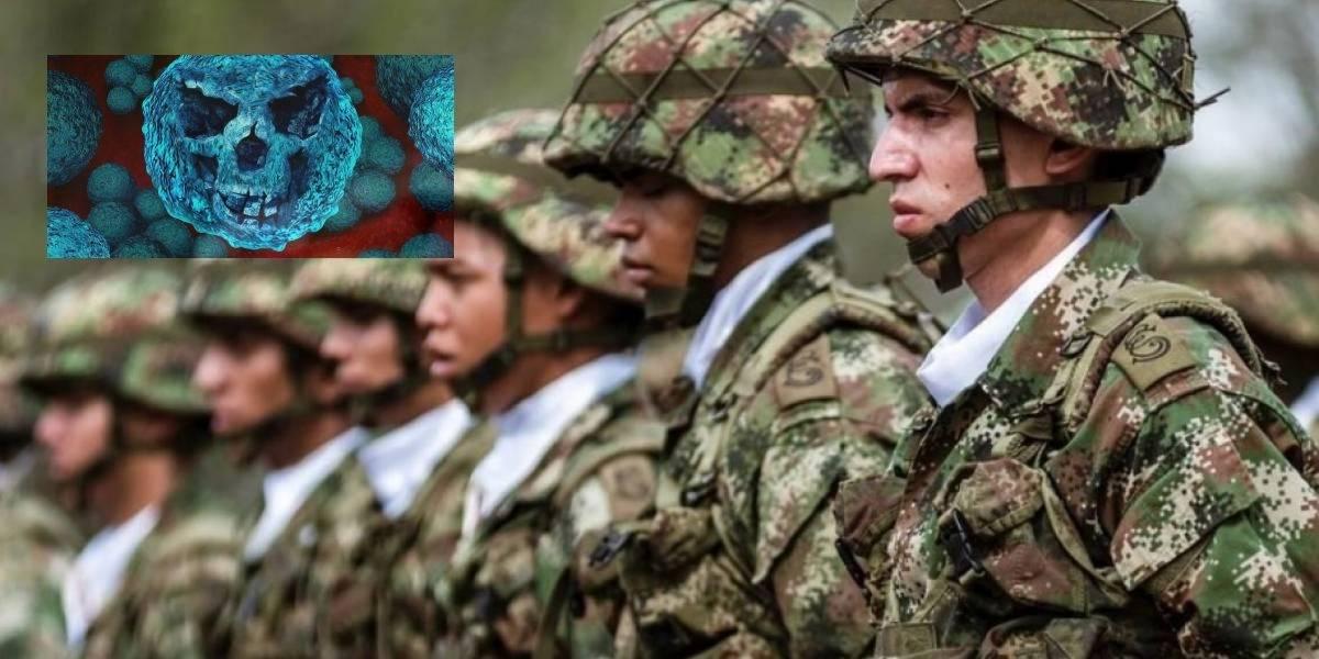 Extraño virus mató a un soldado y dejó a ocho más enfermos en el Putumayo
