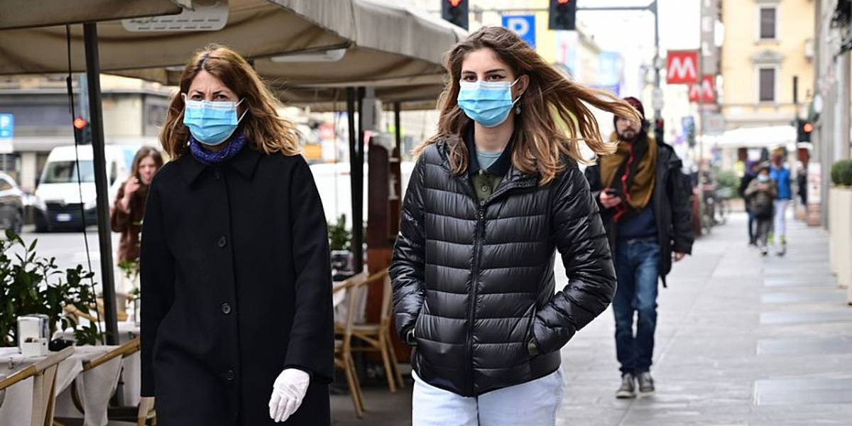 Coronavirus: así viven la cuarentena los habitantes de Italia