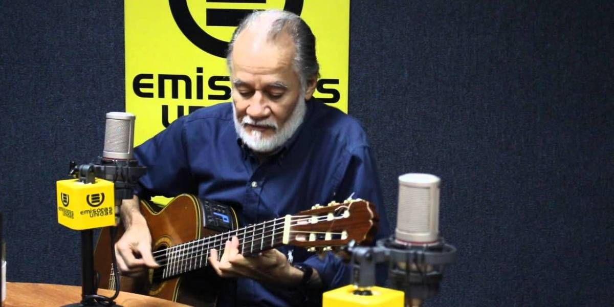 Artistas guatemaltecos se unen en homenaje a Tito Santis para recaudar fondos