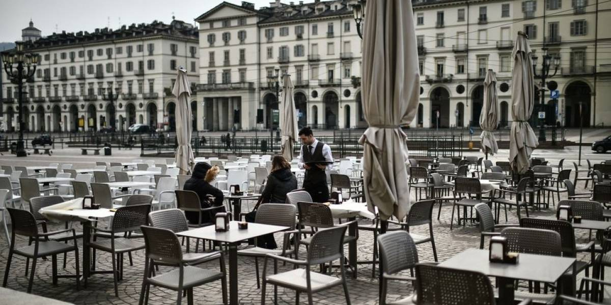 Coronavirus: imágenes satelitales muestran cómo ha disminuido contaminación en Italia por la cuarentena