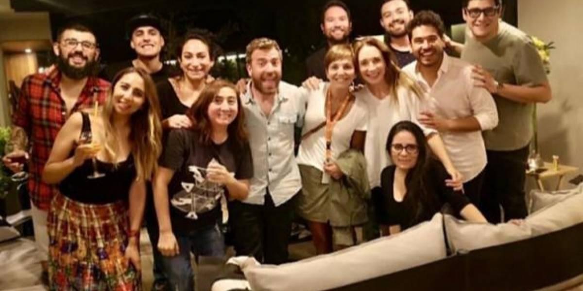 """¿Y Raquel donde está?: Fran García-Huidobro y equipo de """"Échale la Culpa a Viña"""" se reúne sin Argandoña"""