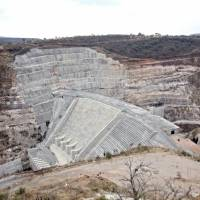 """""""Nos engañaron"""", acusan afectados por las obras de la presa El Zapotillo en Jalisco"""