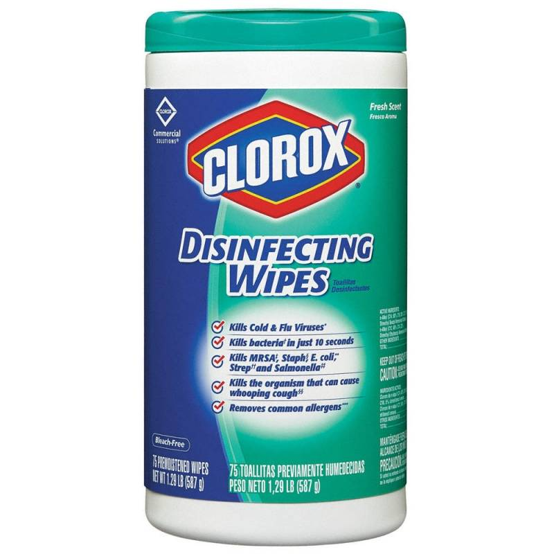 Clorox Commercial Solutions® Clorox® Disinfecting Wipes